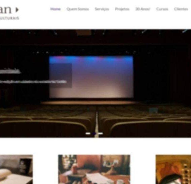 Nosso novo site est quase pronto! Vai ter espao dehellip