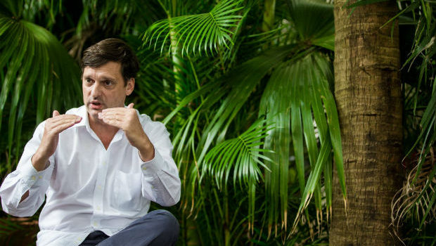 André Sturm, anunciado Secretário de Cultura da gestão Doria, fala com a Folha