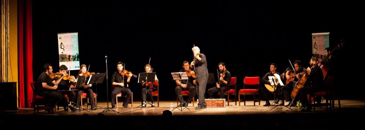 Orquestra de Câmara Stravaganzza