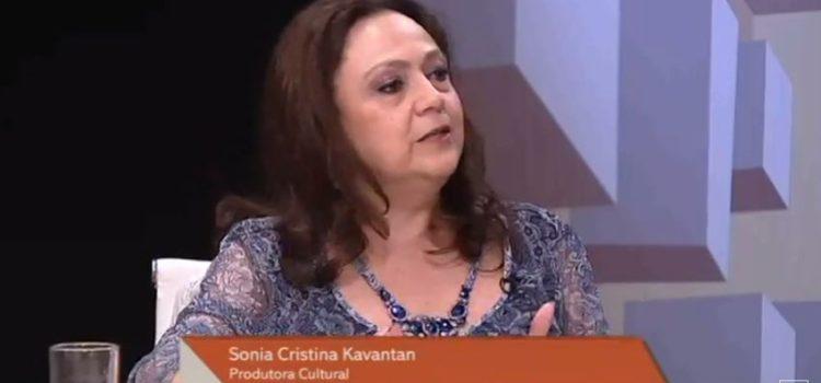 Sonia Kavantan discute a CPI da Lei Rouanet na TV Câmara
